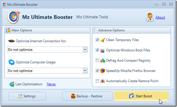 Mz Ultimate Booster