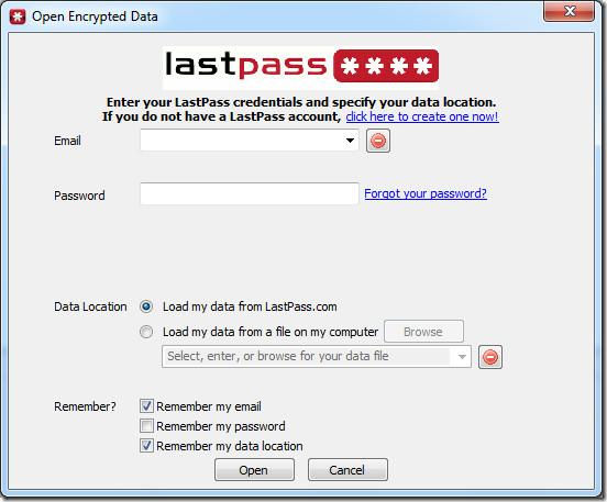 LastPass Pocket