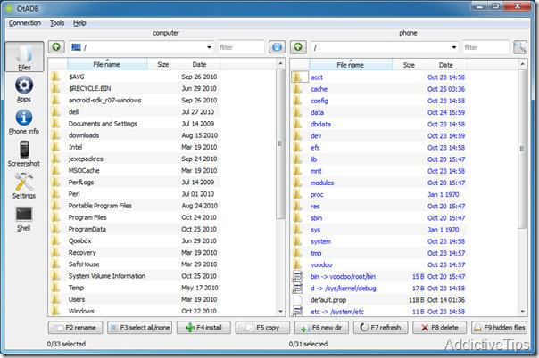 QtADB Files