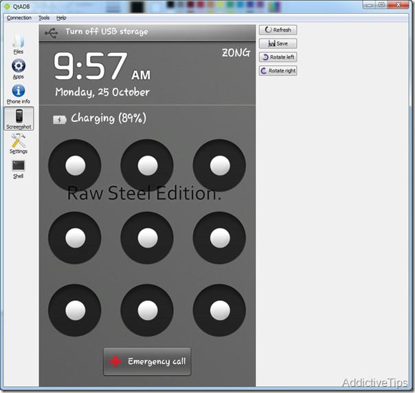 QtADB Screenshot