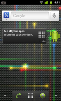 Android 2.3.1 Gingerbread HTC HD2