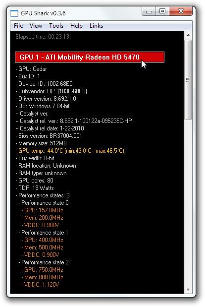 GPU Shark v0.3.6
