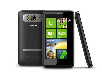 HTC HD7 Custon ROM