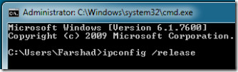Release IP