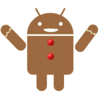 T-Mobile G1 HTC Dream Gingerbread