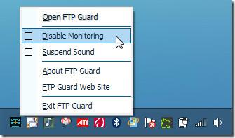 disable monitoring