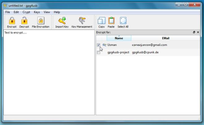 text encrypt