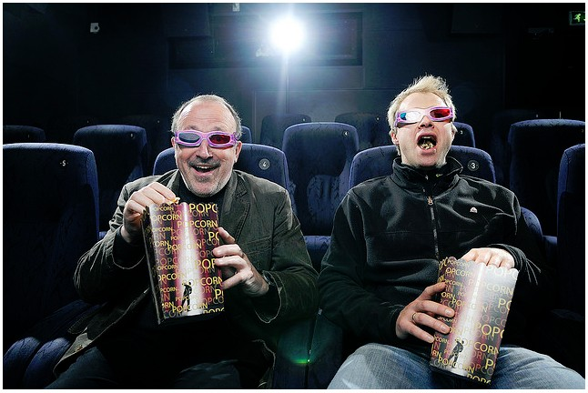 Will Watching Movies In 3D Affect Your Health?