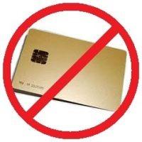 No Gold Card