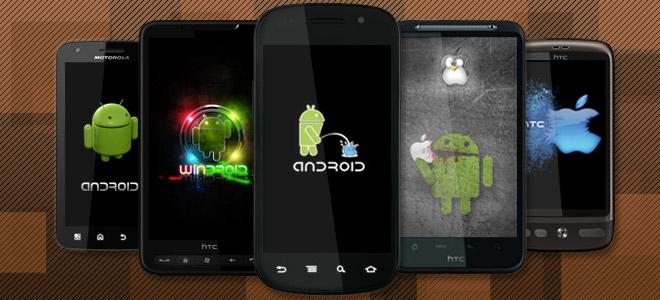Android Splash Screens