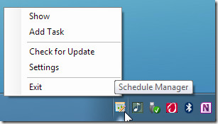 schedule manager 2