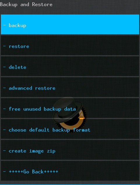 CWM Backup & Restore