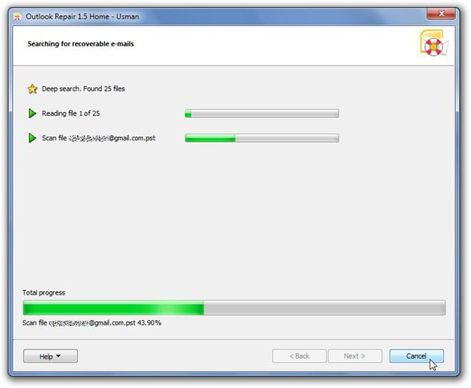 Outlook Repair 4