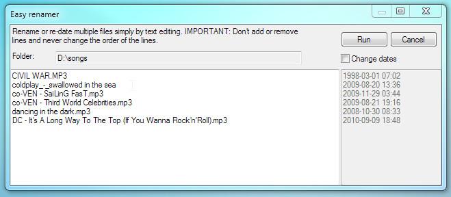 easy renamer 3