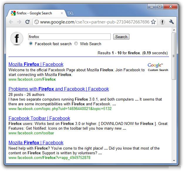 firefox - Google Search - Google Chrome