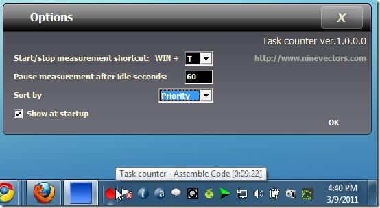 task counter 2