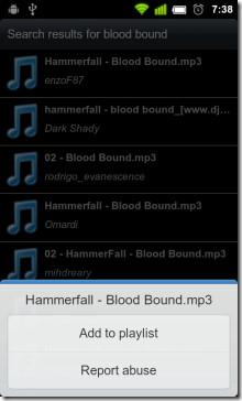 Add-to-playlist