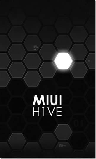 MIUI-Hive-Boot-animation