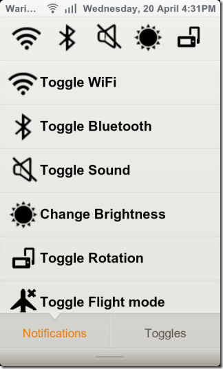 Notifcation-Toggle-For-Android
