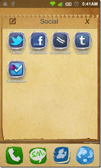 Paper-Theme-Folder