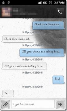 Shuimo-Messaging