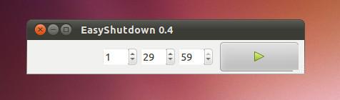 Shutdown time