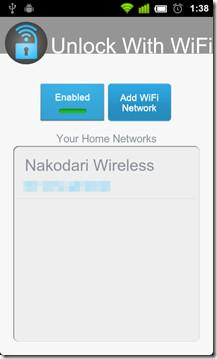 Unlock-With-WiFi-Main-Screen