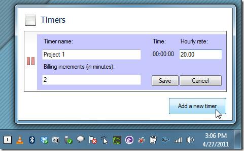 add timer 2