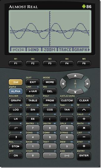 Andie-Graph-Running-TI-86-ROM