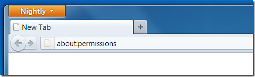 about-permissions firefox