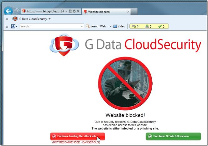 g data cloud