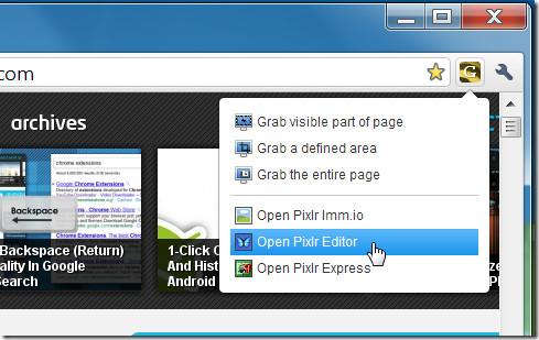 pixlr-extension