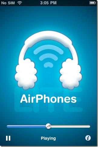 AirPhones-iOS-Client