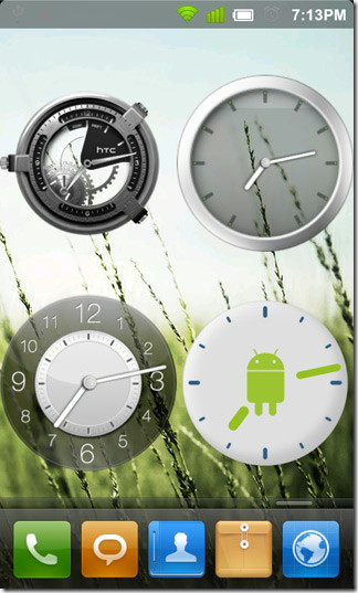 Fer-Analog-Clock-Pack-For-Android