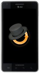 Samsung Infuse 4G-clockworkmod