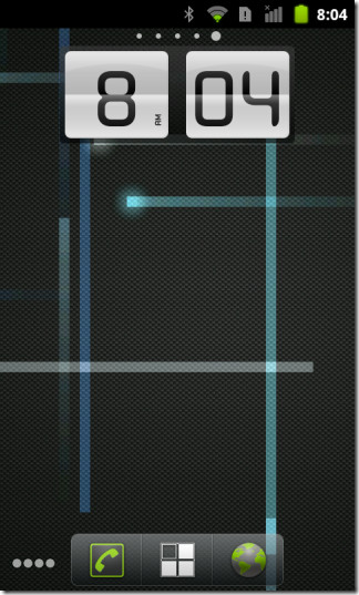 Animating Flip Clock Widget1