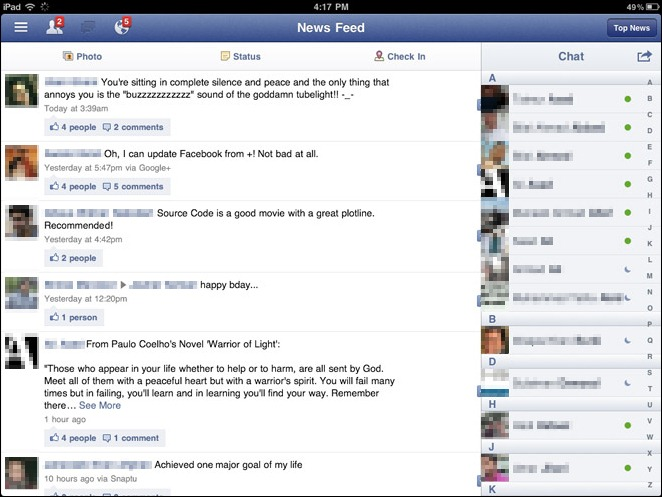 Facebook-for-iPad-News-Feed-Chat