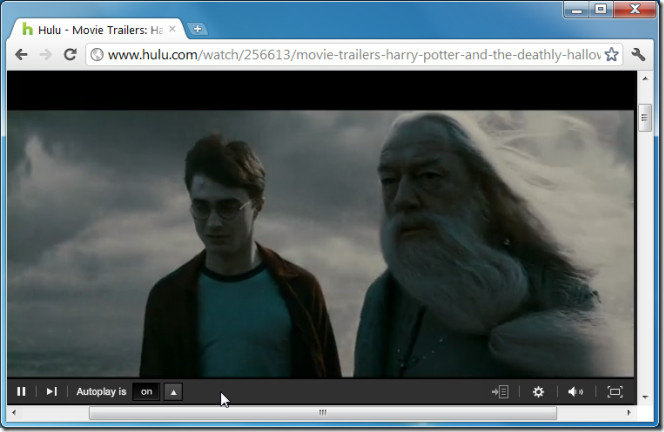Hulu - Movie Trailers Harry Potter and The Deathly Hallows Part II - Trailer 2_2011-07-21_10-51-09