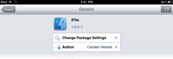 Install-iFile