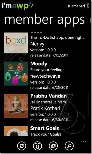 Member Apps