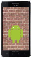 Samsung Infuse 4G-unbrick