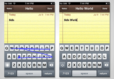 Swype-for-Jailbroken-iOS-devices
