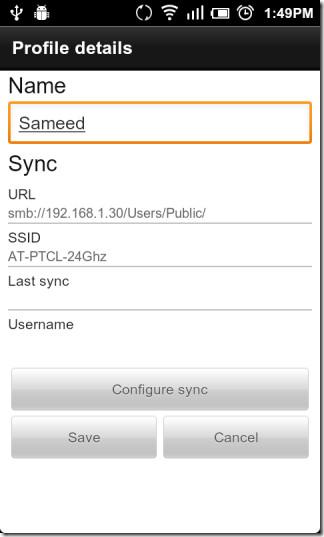 Sync-Profile-Details