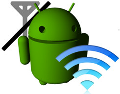 Android Wi-Fi Only