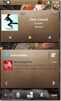Buuf-Music-&-Twitter-Widgets