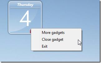 Close Gadget