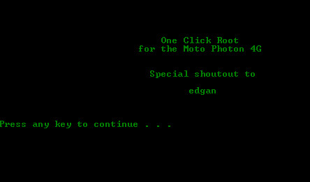 Photon-Root-One-Click