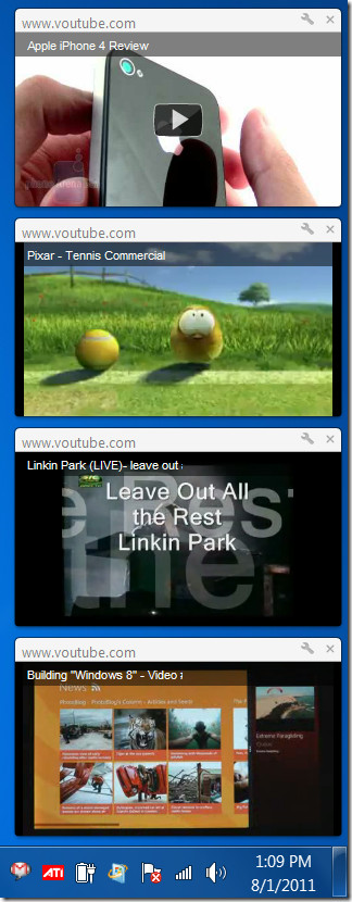 Picture-In-Picture videos