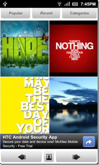 Backgrounds 100000 Wallpapers for Android