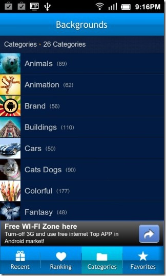 Backgrounds_Android_Wallpapers_Categories
